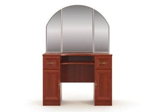 Стол туалетный Юлианна СТЛ 004-03