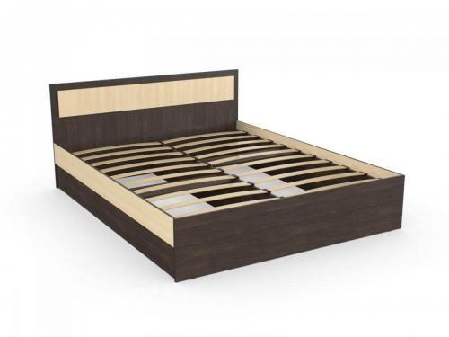 Кровать София 140 Эко с основанием
