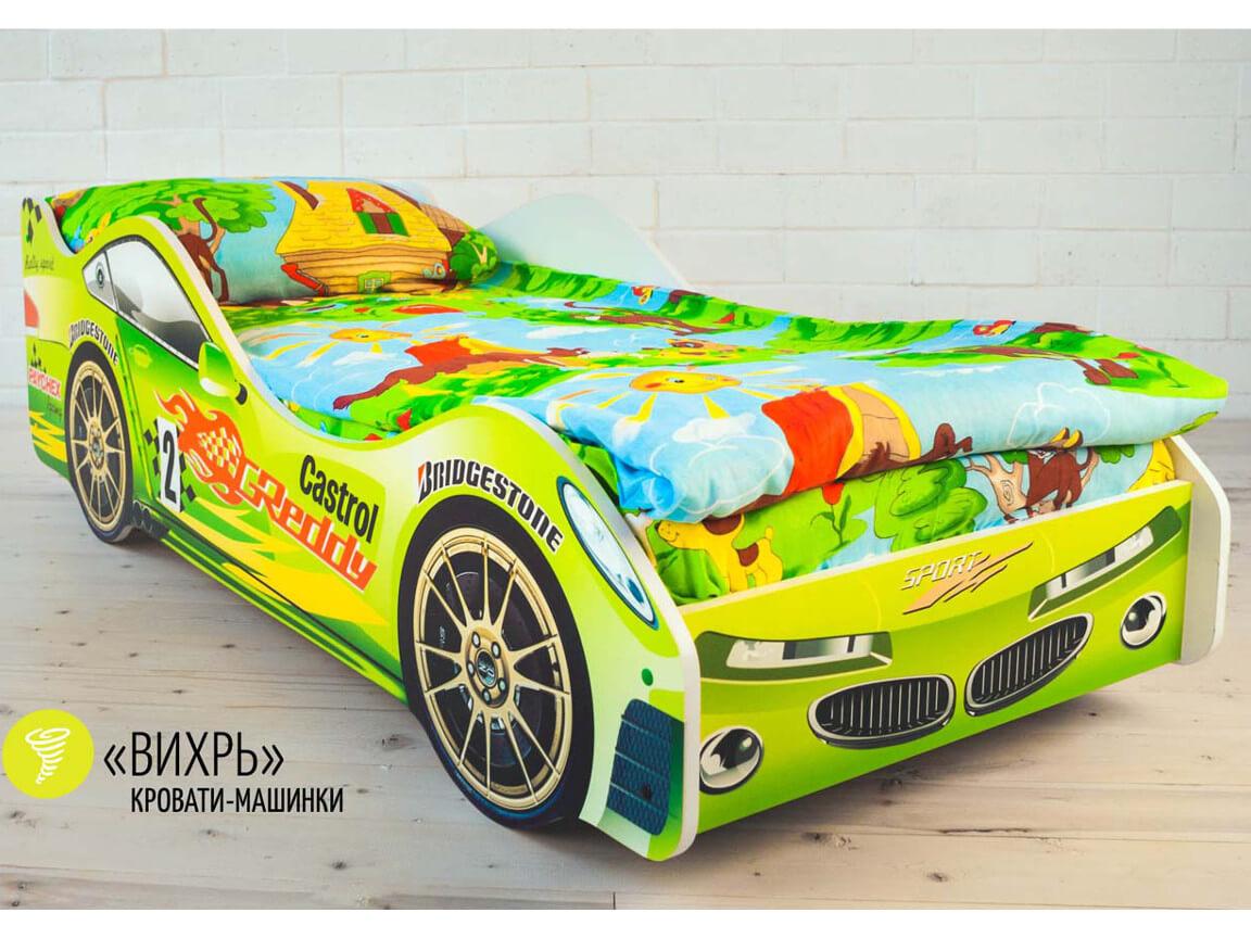 Кровать-машина_Вихрь