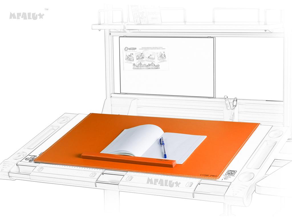 Настольное_покрытие_PAD-01_New_OR_с_металлической_основой_оранжевого_цвета_и_магнитным_держателем