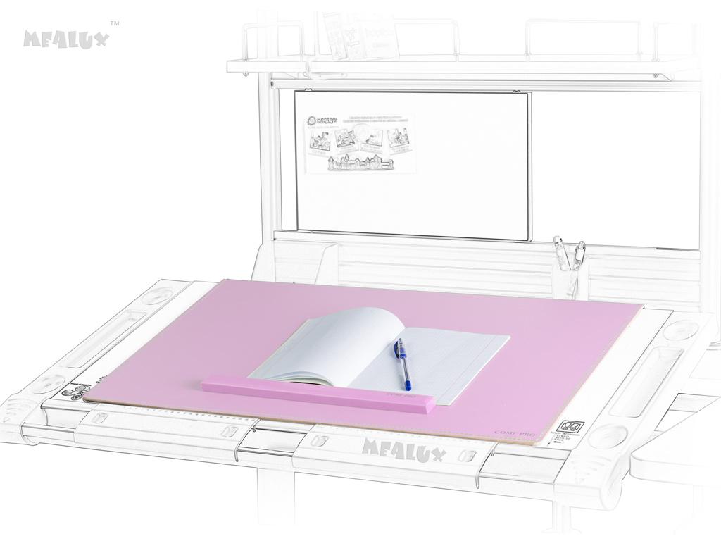 Настольное_покрытие_PAD-01_New_PN_с_металлической_основой_розового_цвета_и_магнитным_держателем