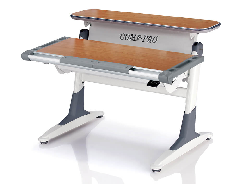 Парта_Comf-Pro_Coho_TH-333_BG-B_бук-серый