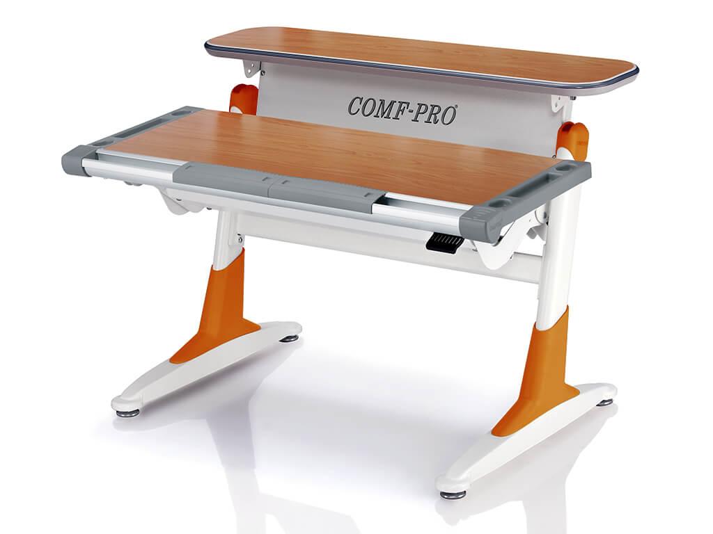 Парта_Comf-Pro_Coho_TH-333_BG-Y_бук-оранжевый