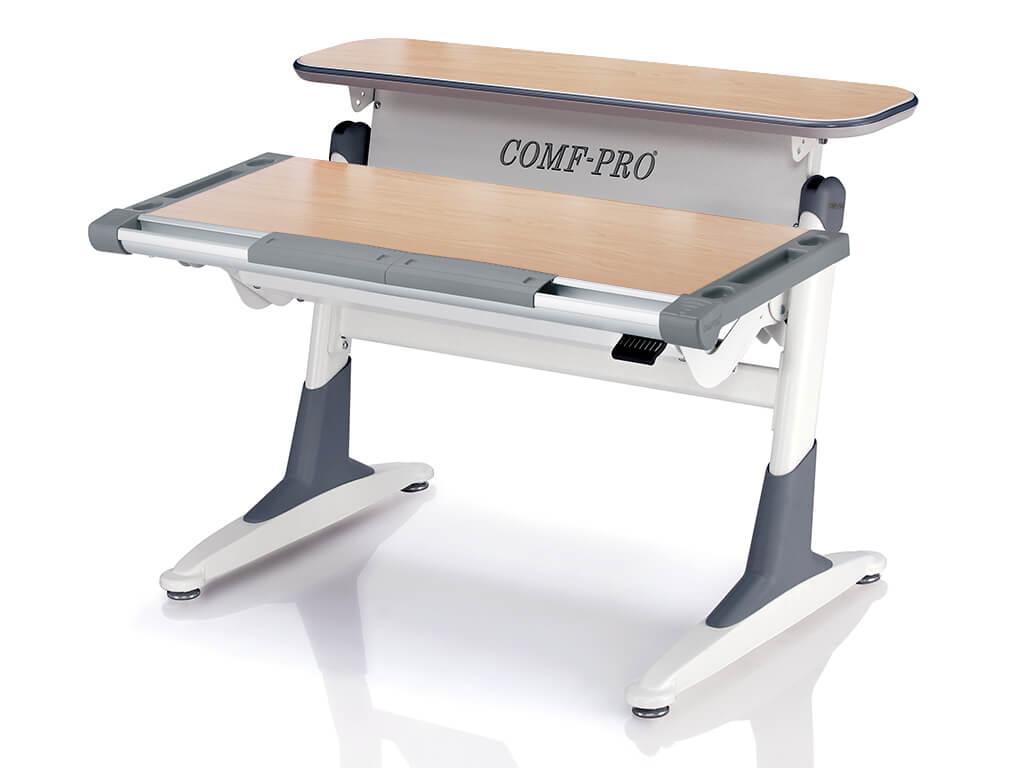 Парта_Comf-Pro_Coho_TH-333_MG-B_клен-серый