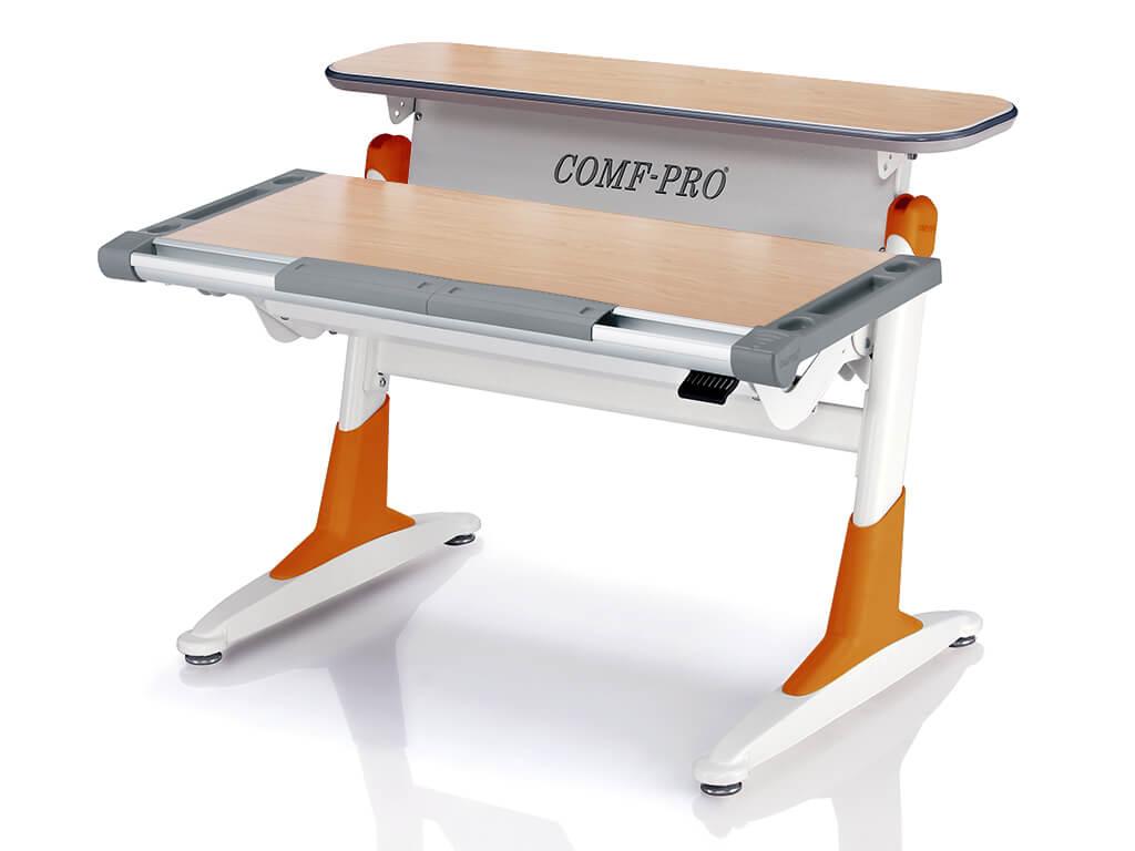 Парта_Comf-Pro_Coho_TH-333_MG-Y_клен-оранжевый