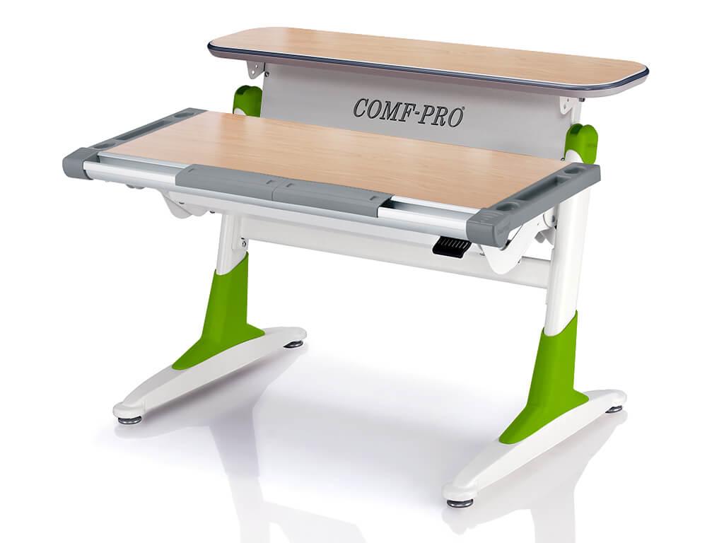 Парта_Comf-Pro_Coho_TH-333_MG-Z_клен-зеленый