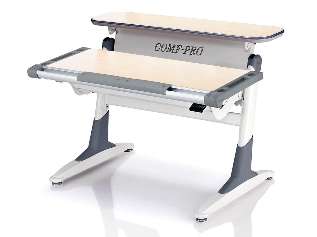 Парта_Comf-Pro_Coho_TH-333_TG-B_тик-серый