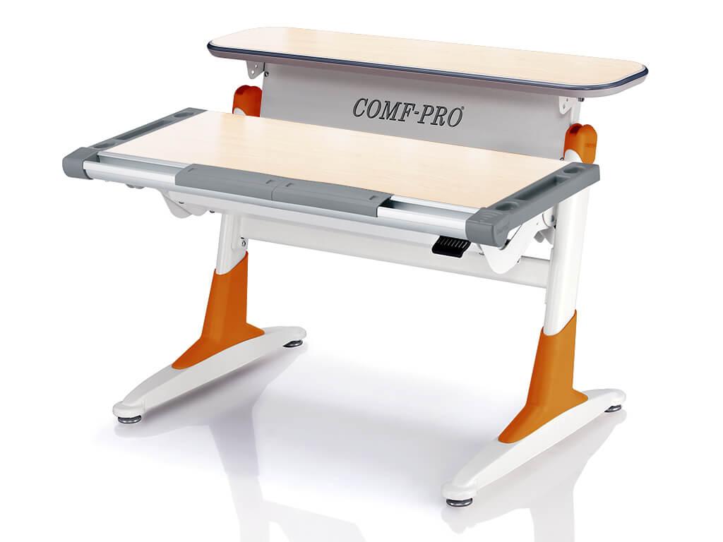 Парта_Comf-Pro_Coho_TH-333_TG-Y_тик-оранжевый