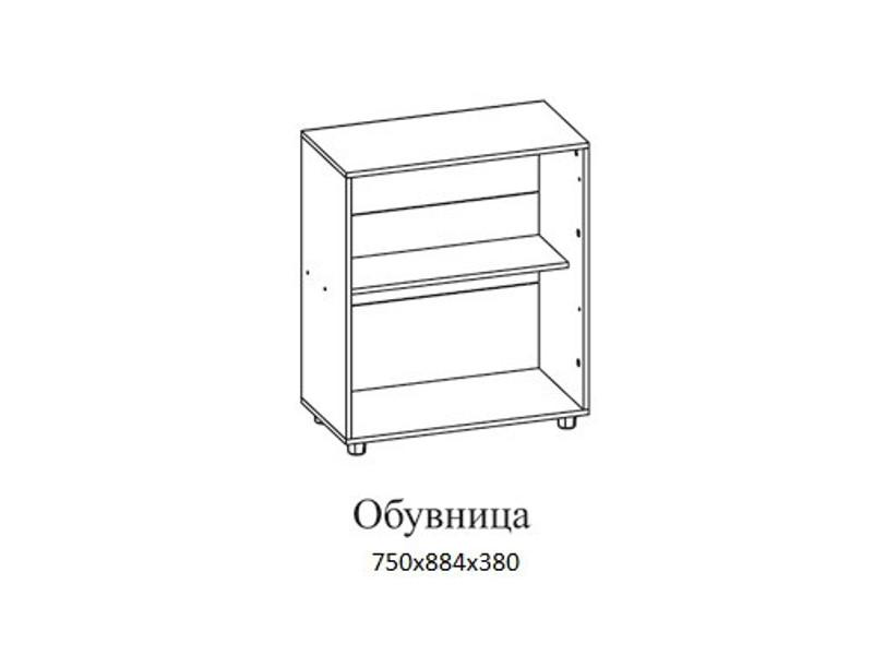 Обувница_750х884х380