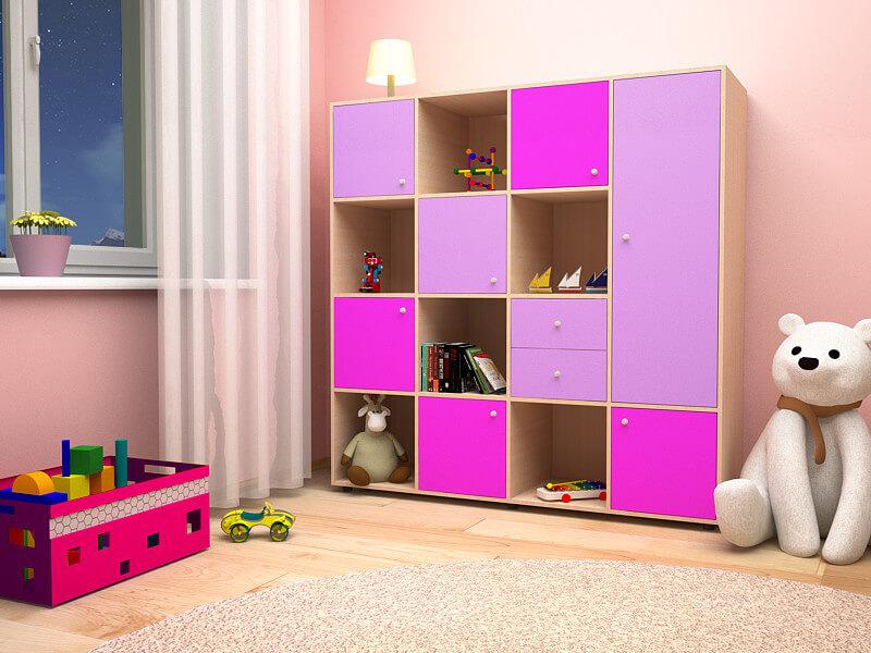 дуб-ирис-розовый