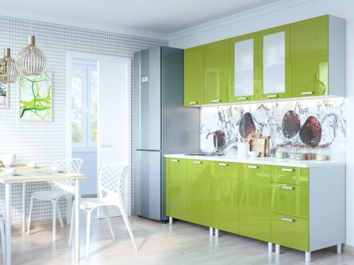 Кухня Модерн Олива