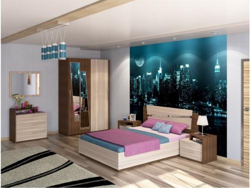 Спальня Моника с подъемным механизмом