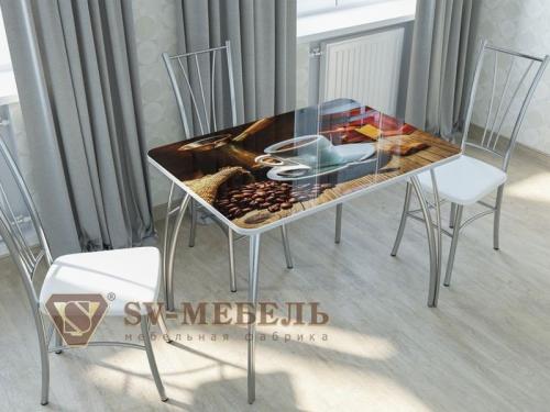 Стол обеденный Кофе