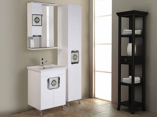 Комплект для ванной Флорена-Квадро 60