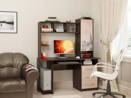 Компьютерный стол СВ-6 Британия