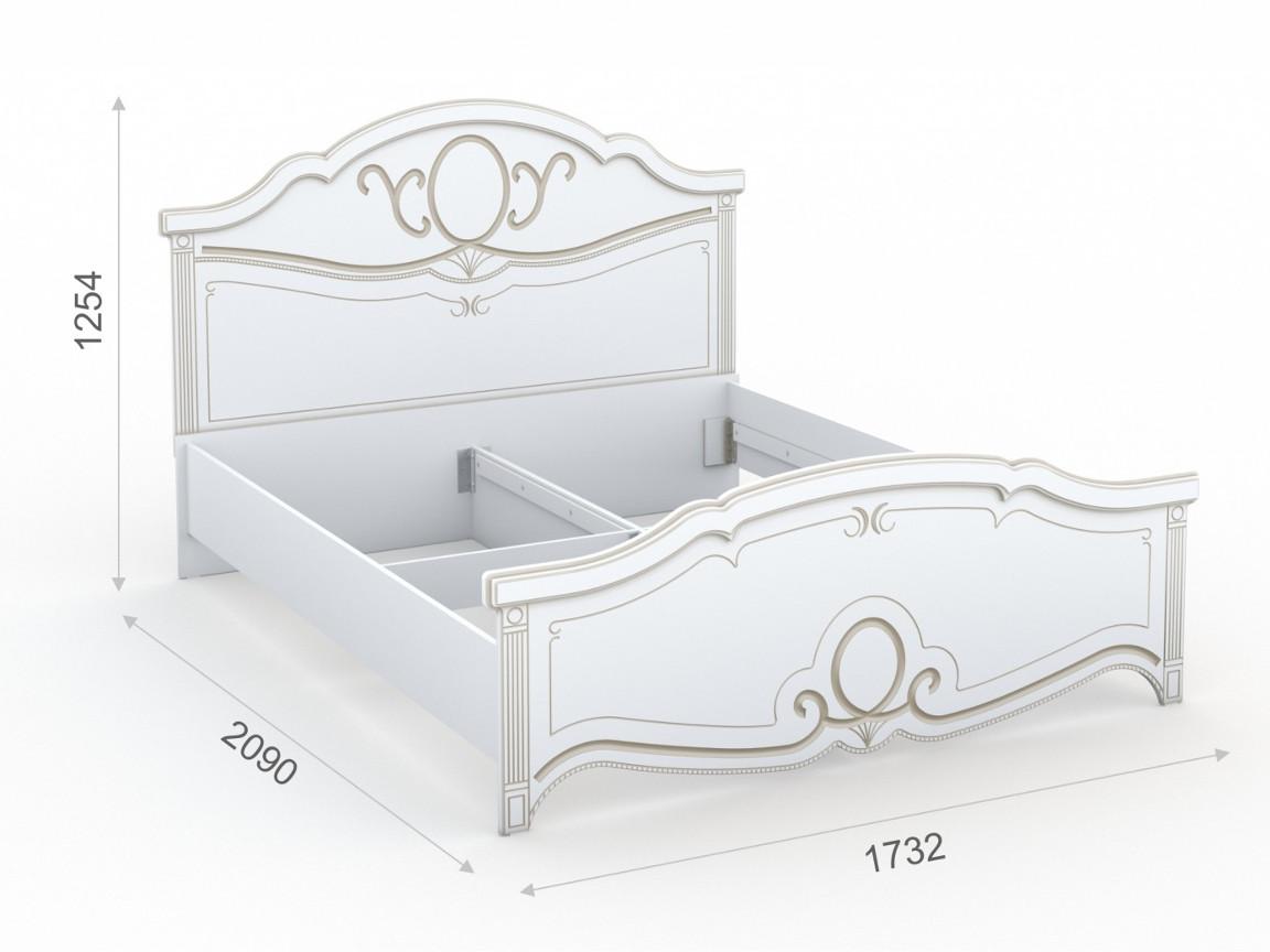 Кровать_160х200_без_ламелей_1732х2090х1245_мм