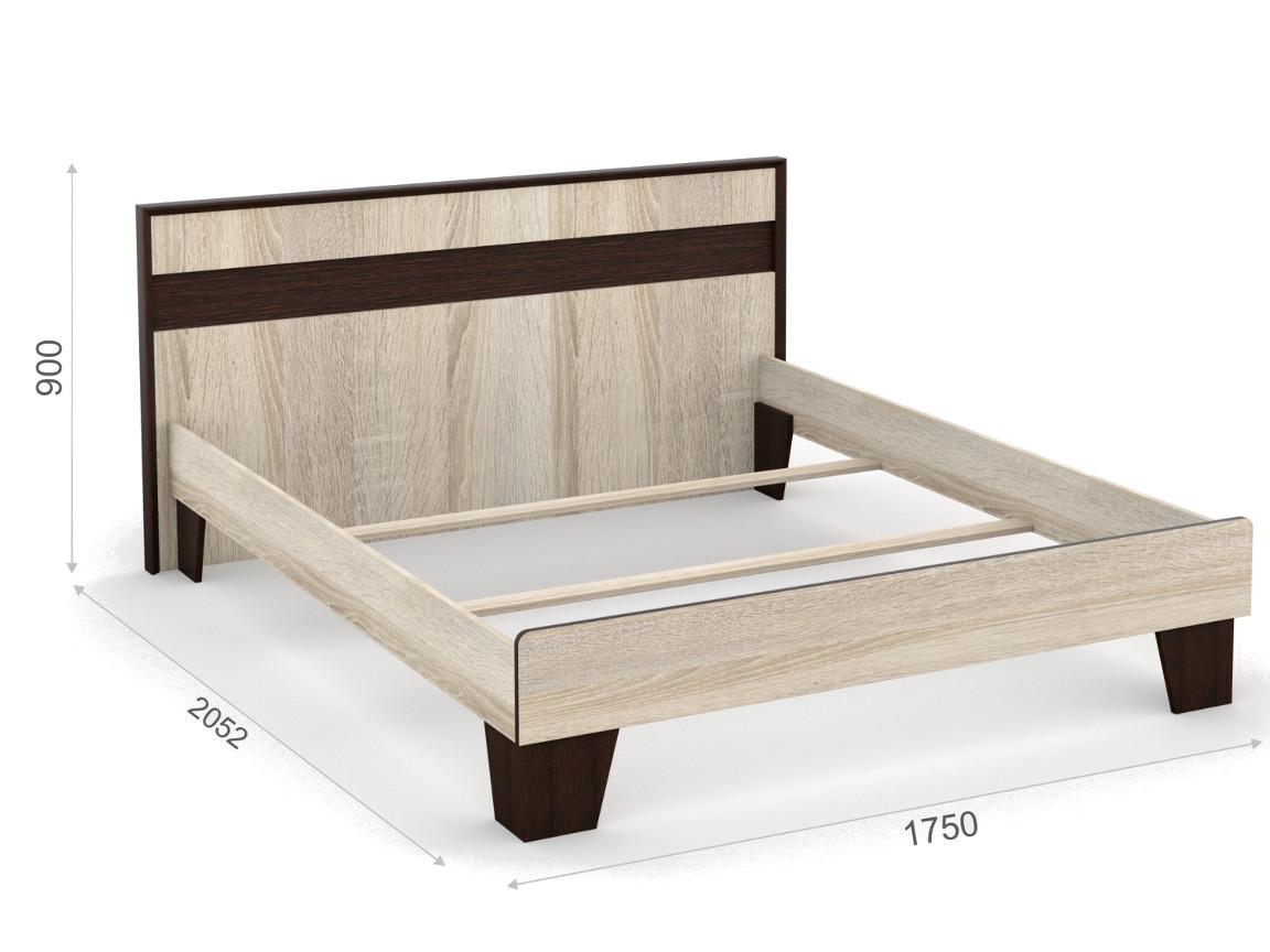 Кровать_160х200_без_ламелей_1750х2052х900_мм